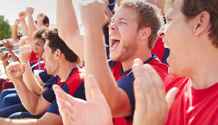 Η ένταση ενός αγώνα στο γήπεδο «ζορίζει» την καρδιά
