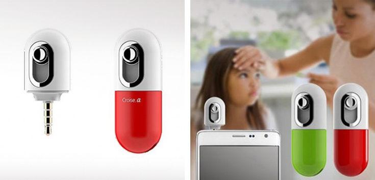 Αποστειρωτής για smarpthone και άλλα περίεργα gadgets για κινητά