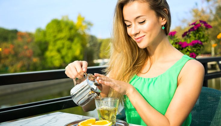 Το πράσινο τσάι «προστάτης» ενάντια στον καρκίνο των ωοθηκών