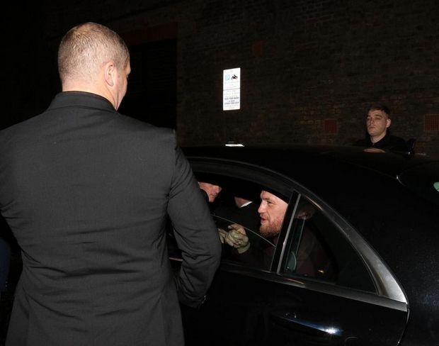 """""""Αρπάχτηκε"""" με πορτιέρη ο McGregor!"""