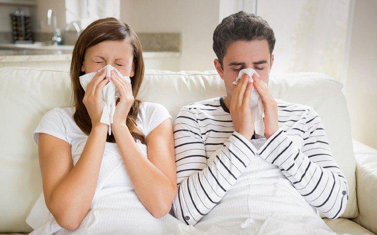 «Εμβολιάσου για την εποχική γρίπη. Προστατεύσου και προστάτευσε τους γύρω σου»