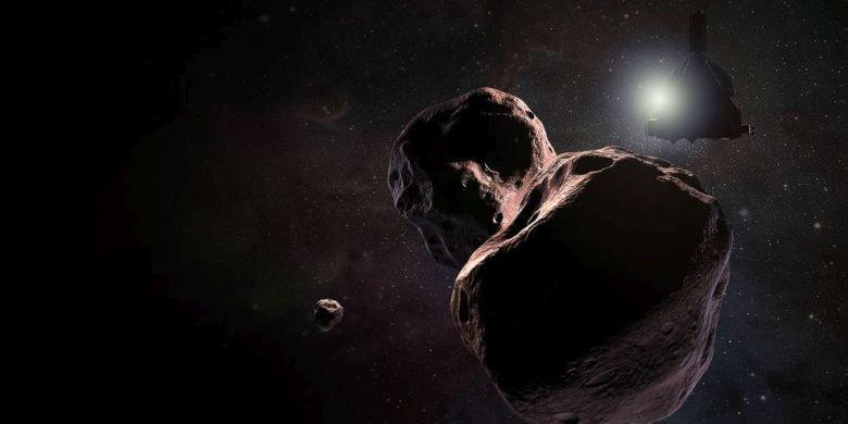 «Έσχατη Θούλη» το… παρατσούκλι του επόμενου στόχου του σκάφους της NASA