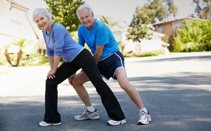 Στρατηγικός στόχος της Βρετανίας η υγιής γήρανση και η επιμήκυνση της ζωής