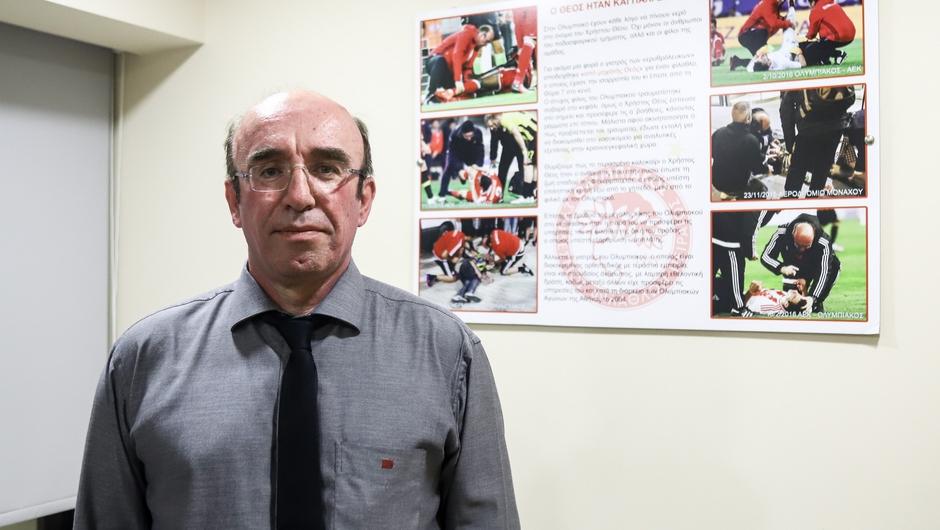 Ο Χρήστος Θέος μίλησε στο Sport24.gr για το ντέρμπι που δεν θα ξεχάσει ποτέ