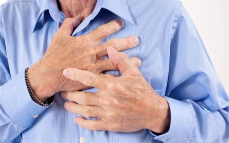 Με έμφραγμα ή εγκεφαλικό κινδυνεύουν οι ηλικιωμένοι πριν διαγνωστούν με καρκίνο
