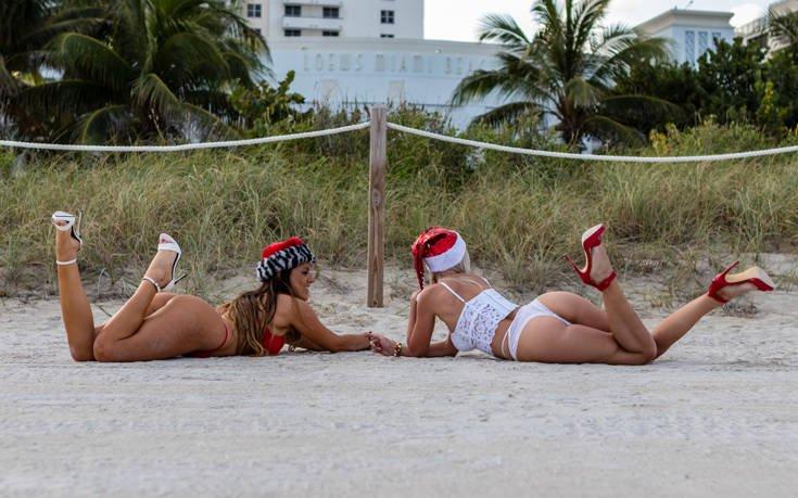 Η Claudia Romani και η Jessica Edstrom σε βάζουν σε γιορτινό mood