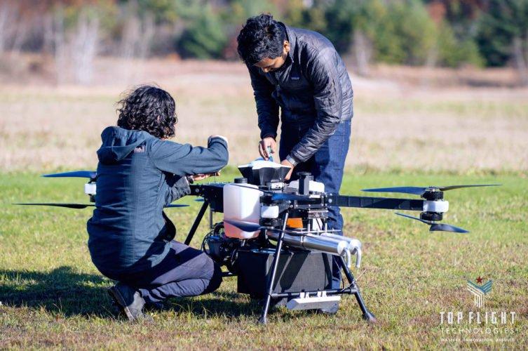 Hyundai και «Top Flight» συνεργάζονται για την ανάπτυξη Drones