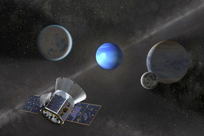 Η NASA πανηγυρίζει την ανακάλυψη και τρίτου εξωπλανήτη, τριπλάσιου από τη ΓΗ
