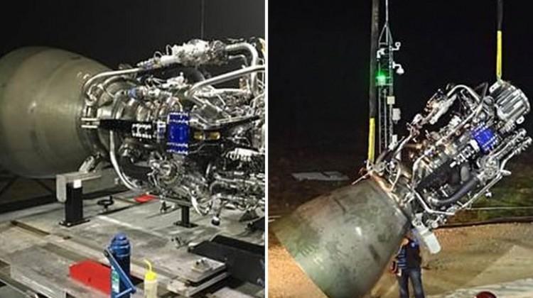 Ο πυραυλοκινητήρας του Έλον Μασκ που θα στείλει τουρίστες στον Άρη