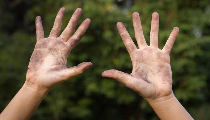 Τι θα συμβεί αν σταματήσετε να πλένετε τα χέρια σας για έξι μήνες;