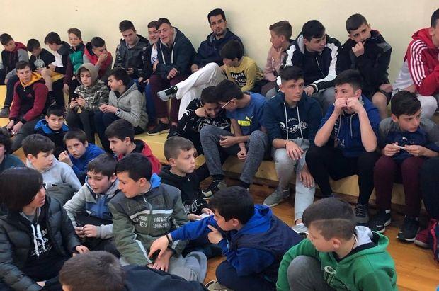 """Διαμαντίδης: """"Δε μου έγινε ποτέ πρόταση από το ΝΒΑ, δεν θα άφηνα ποτέ τον Παναθηναϊκό"""""""
