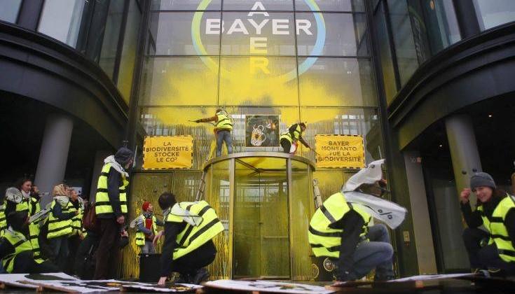 Βουτιά για τη μετοχή της Bayer μετά από «καμπάνα» δικαστηρίου