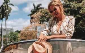 Η Κωνσταντίνα Σπυροπούλου απαντά στα δημοσιεύματα για νέα σχέση με επιχειρηματία