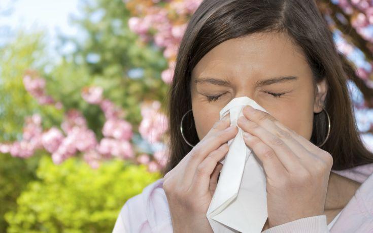 Πρόωρη άνοιξη, πρόωρες αλλεργίες