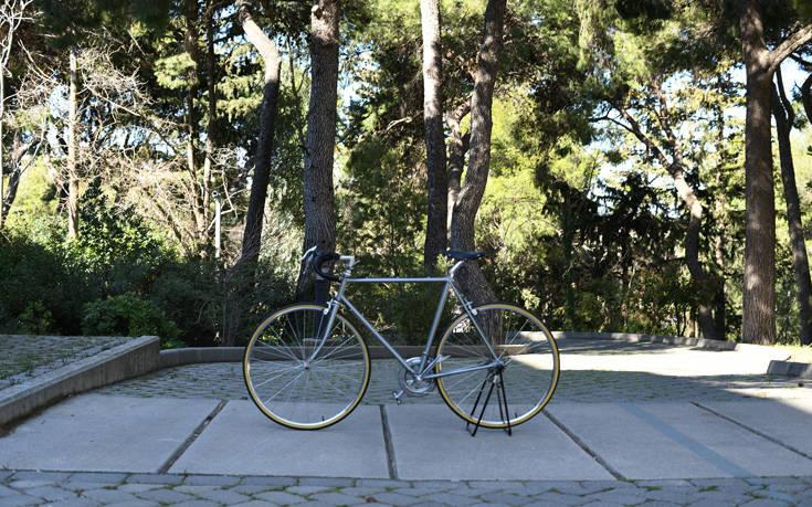 Ένα μοναδικό ποδήλατο… αγώνων ζωής
