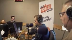 Ένα 24ωρο στο SPORT 24 Radio 103,3!