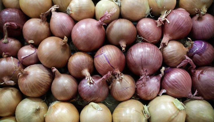 Τρεις λόγοι για να τρώτε πιο συχνά κρεμμύδια