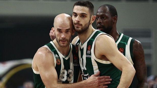 EuroLeague: Με διπλό Καλάθη οι κορυφαίες πάσες της χρονιάς