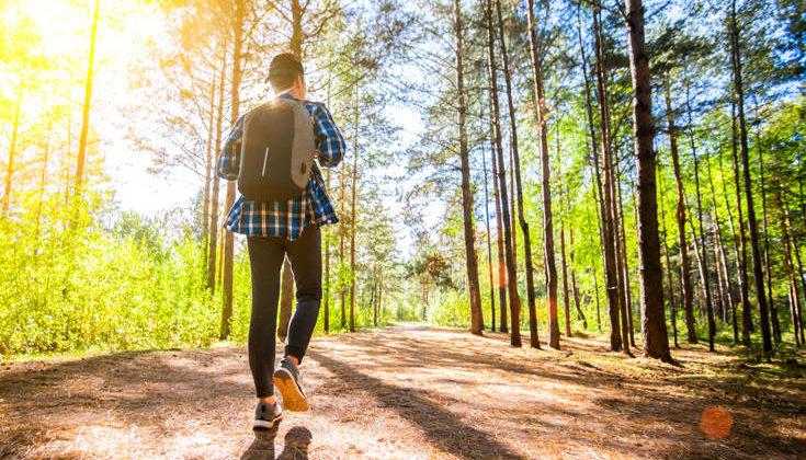 Πόσα λεπτά πρέπει να βρισκόμαστε στη φύση για να είμαστε υγιείς