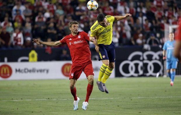 """Άρσεναλ - Μπάγερν: Νίκη για τους """"κανονιέρηδες"""" με γκολ στο 88'"""