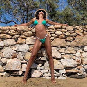 Η Ειρήνη Παπαδοπούλου με μαγιό είναι σκέτη απόλαυση το καλοκαίρι