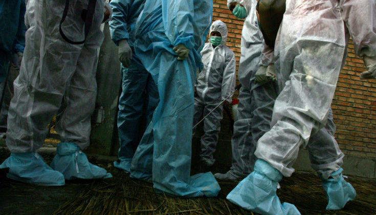 Κίνα: Έρευνες για την επιδημία πνευμονίας στη Γουχάν – Φόβοι για SARS