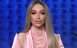 Ελένη Φουρέιρα: Είμαι πολύ περήφανη που είμαι Αλβανίδα