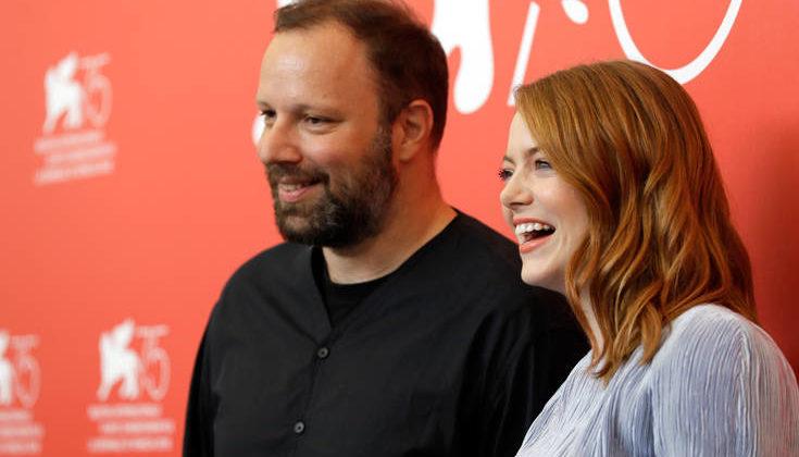 Έμα Στόουν: Ήρθε στην Ελλάδα για τη νέα ταινία του Γιώργου Λάνθιμου