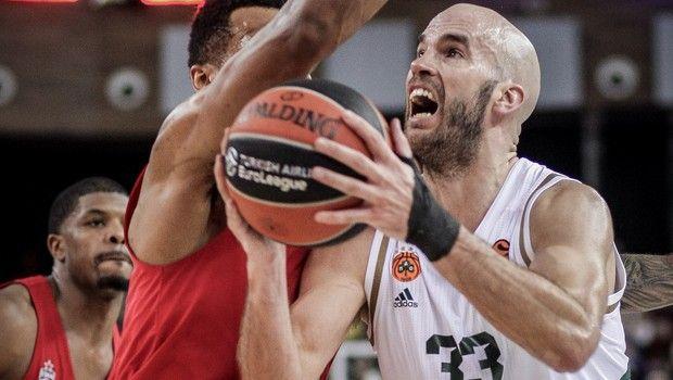 EuroLeague: MVP της 17ης αγωνιστικής ο Νικ Καλάθης