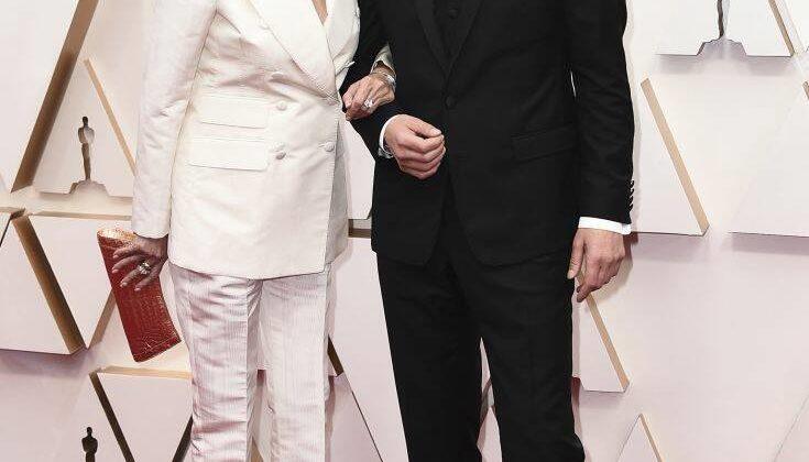 Όσκαρ 2020: Ο Κιάνου Ριβς με την μαμά του στο κόκκινο χαλί