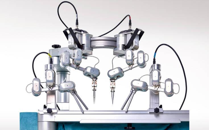 Επιτυχία στην πρώτη δοκιμή ρομποτικής υπερμικροχειρουργικής σε ανθρώπους