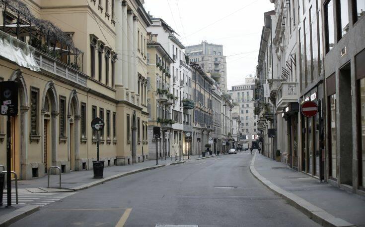Κορονοϊός – Ιταλία: 5.476 οι νεκροί, 651 σήμερα