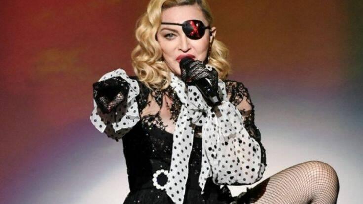 Η Μαντόνα ακύρωσε τα σόου της στο Παρίσι εξαιτίας του κορονοϊού