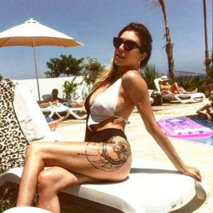 Το νέο κορίτσι του My Style Rocks έχει τατουάζ που αναστατώνει