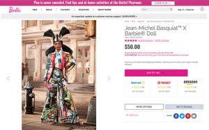 Εμφανίστηκε η ανατρεπτική Basquiat Barbie και… ξεπούλησε