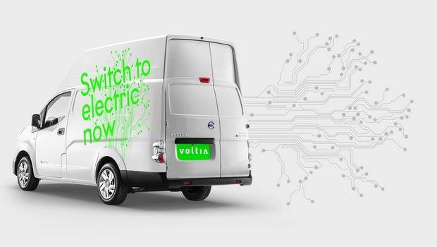 Ηλεκτρικό e-NV200 XL Voltia για αστικές μεταφορές