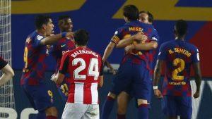 Μπαρτσελόνα - Μπιλμπάο 1-0: Ίδρωσε αλλά νίκησε