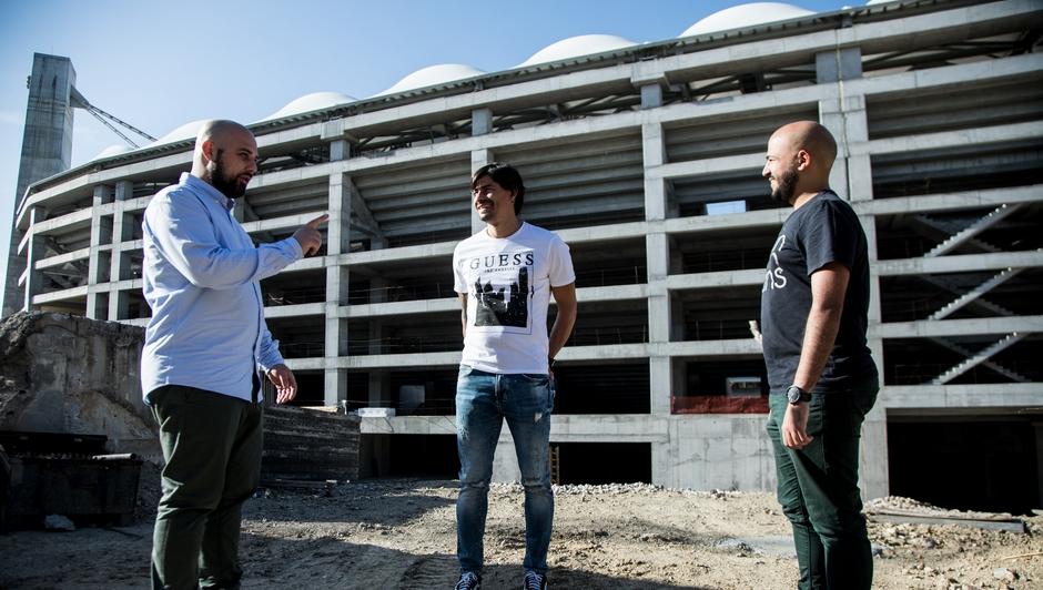 """Ισμαέλ Μπλάνκο στο Sport24.gr: """"Το όνειρο της Αγιάς Σοφιάς, το θολωμένο μυαλό και το επεισόδιο Σκόκο - Τζεμπούρ"""""""