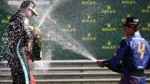 F1: Ποινή τριών θέσεων για τον Νόρις