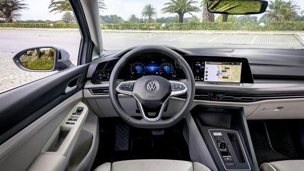 Οδηγούμε το mild hybrid Golf 1.5 eTSI